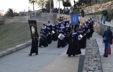 La VIII Trobada de Bandes de Setmana Santa omple l'Amfiteatre de Tarragona