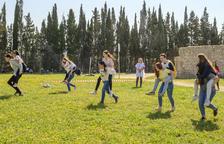 Més de 150 alumnes participen a la 1a edició del Ludi Constantinenses a Centcelles