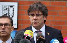 Puigdemont constata que el 28-A és un dia molt important «per alliberar la democràcia confinada» a la presó i a l'exili