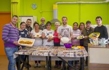 Setze persones comencen un curs d'auxiliar de cuina a Constantí