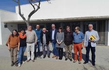 La junta de Trabucaires de Catalunya es reuneix a la Pineda