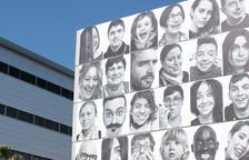 L'art planta cara als estigmes de les malalties mentals des dels carrers d'Amposta
