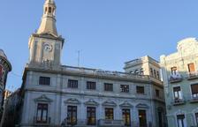 Imagen de la fachada del Ayuntamiento de Reus.
