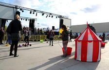 La Plataforma en Defensa de l'Ebre tanca la celebració dels divuit anys amb una festa reivindicativa