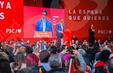Sánchez promete blindar el sistema público de las pensiones dentro de la reforma de la Constitución