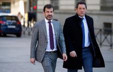 La declaració del comissari Ferran López i de policies que van actuar l'1-O, aquesta setmana al Suprem