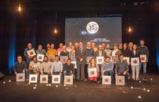 La Pobla reconeix la tasca de les seves entitats en una gala al Casal Cultural