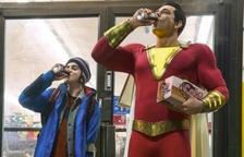Shazam, un superheroi viral