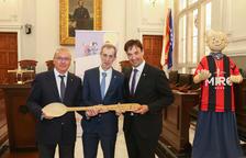 La cullera de fusta de Joan Petit arriba a Reus per iniciar el seu torneig