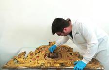 Descobreixen una obra barroca desapareguda de Bonifàs a Riudoms