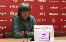 Enrique Martín: «El vestidor és el primer interessat en treure els partits»