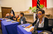 La doctora de la URV Joana Zaragoza presenta l'opuscle de la Soledat
