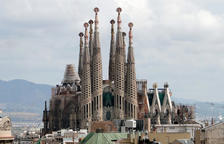 La Sagrada Família sol·licita a l'Ajuntament la llicència d'obres 133 anys després de començar-les