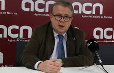 El president del Col·legi de Metges de Barcelona: «Ara hauríem d'estar absolutament tancats»