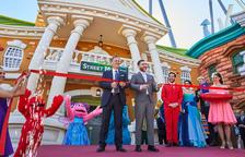 PortAventura obre temporada amb una nova atracció i un nou hotel temàtic de quatre estrelles