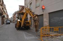 S'inicia la segona fase de les obres de remodelació del carrer Alt de Sant Pere de Reus