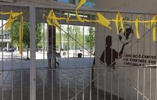 La URV retirarà els llaços i les pancartes a favor dels presos del Campus Catalunya