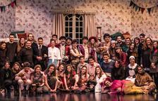 El Grup del Teatre Principal destinarà part de la recaptació de 'Peter Pan' a un hospital de Londres