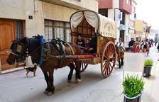 Roda de Berà escalfa motors per la celebració dels Tres Tombs