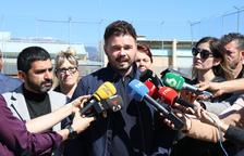 Rufián reclama ganar el 28-A para condicionar al PSOE y demostrar al mundo que los catalanes quieren un referéndum
