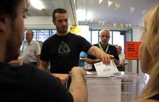 Només el 13% dels ciutadans de la província de Tarragona a l'exterior voten per correu