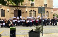 Riba-roja d'Ebre inicia la legislatura amb el repte de gestionar el polèmic dipòsit de residus industrials