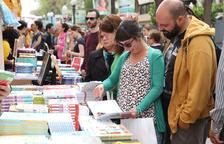 Més de 200 parades per Sant Jordi als carrers de Tarragona