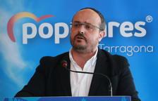 Alejandro Fernández demana concentrar vot en el PP entre crítiques a Cs i Vox