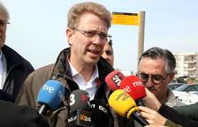 JxCat exigeix a Pedro Sánchez que censuri la crema d'una figura de Puigdemont