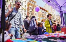 Tarragona escalfa motors per celebrar el Sant Jordi alternatiu