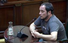 David Fernàndez: «Vaig desobeir a consciència, si l'autodeterminació és delicte em declaro culpable i reincident»