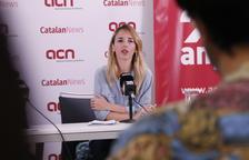 Álvarez de Toledo denuncia que le han intentado impedir el acceso a una sede electoral de Montcada i Reixac