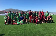 Bona jornada del CF Reus Genuine en la fase disputada a Segòvia