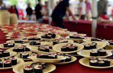 Les Jornades Gastronòmiques de la Tonyina roja a l'Ametlla de Mar se celebren sense afectacions per la jornada electoral