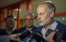 Ruiz (PSC): «Fa un any  deien que érem un partit mort i enterrat»