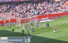 Resum del partit de la jornada 36 de Segona Divisió