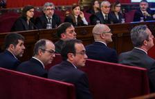 El Suprem autoritzarà la sortida de la presó dels cinc parlamentaris electes per prendre possessió del càrrec