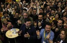 ERC aconsegueix 1.015.355 vots a les eleccions del 28-A, amb el 100% escrutat