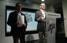 Boye, Trias i Talegón, candidats «provisionals» de JxCat a les europees