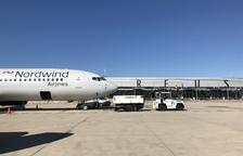L'Aeroport de Reus inaugura una nova ruta a Moscou