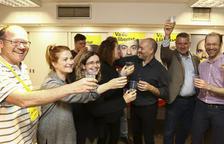 ERC s'imposa per primer cop en unes eleccions generals a la demarcació de Tarragona amb dos escons