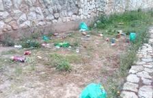 Denuncian 'botellones' en torno a la escuela Saavedra