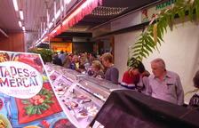 'Menja't el Mercat' torna el dissabte 25 de maig al Mercat Central de Reus
