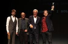 El escritor mallorquín Jaume C. Pons Alorda, galardonado con el 29º Premi Ciutat de Tarragona Pin i Soler