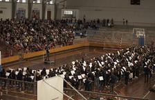 La 9a flautada de Catalunya reuneix a Tortosa un total de 300 alumnes de flauta travessera