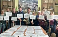 La AV Sant Pere i Sant Pau inicia una campaña para tener el barrio más limpio