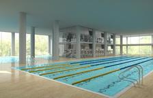 La futura piscina municipal de Reus serà part d'un nou complex esportiu