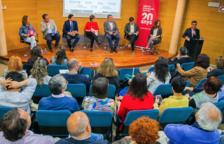 Els alcaldables de Tarragona carreguen contra l'absència de Ballesteros al debat de l'ACN