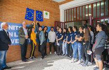 L'IES Campclar celebra el Dia d'Europa amb una fira de projectes