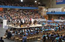 Més d'un miler de nens interpretaran una cantata dedicada a la ballarina Roseta Mauri